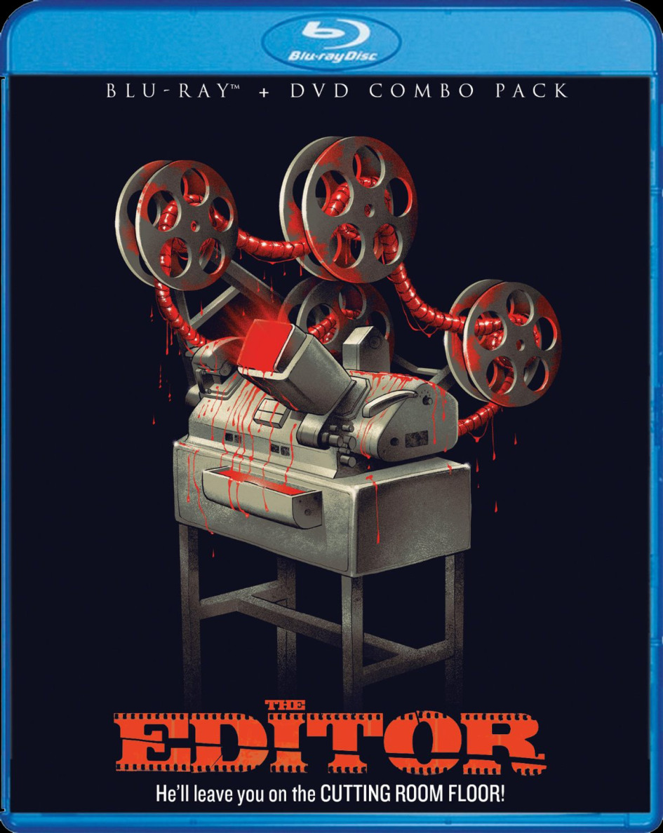 Scream Factory Rolls Out A Trailer And Release Details For 'The Editor'