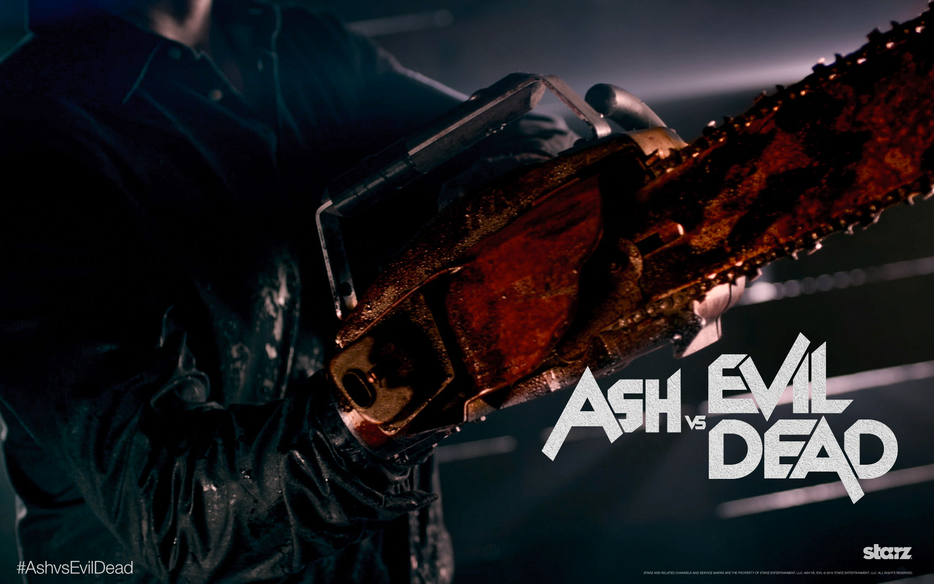 Full Trailer For 'Ash Vs. Evil Dead' Is The Most Fun I've had This Year