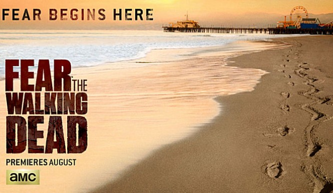 "Two New Teasers For 'Fear The Walking Dead' Proclaim ""Fear Starts Here!"""