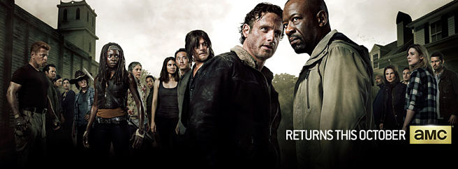 'The Walking Dead' Comic Con Trailer Is Here And It Was Worth The Wait!