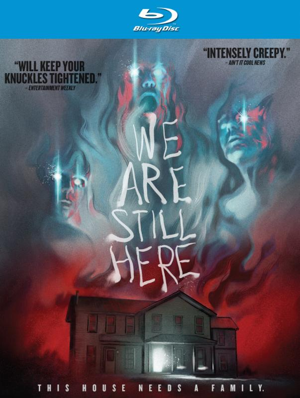 Blu-ray Details For 'We Are Still Here'