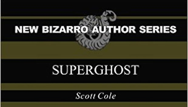 SuperGhost (Book review)
