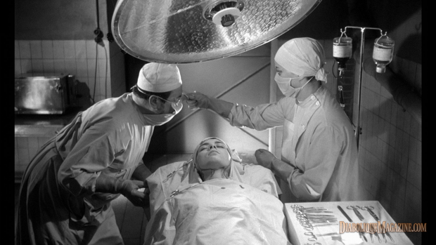 Georges Franju's Eyes Without a Face (1960) [click to enlarge]