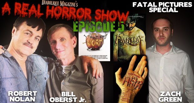 Episode 5: Fatal Pictures Special with Robert Nolan, Bill Oberst Jr. and Zach Green