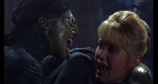 The Reptile (German Blu-Ray Review)