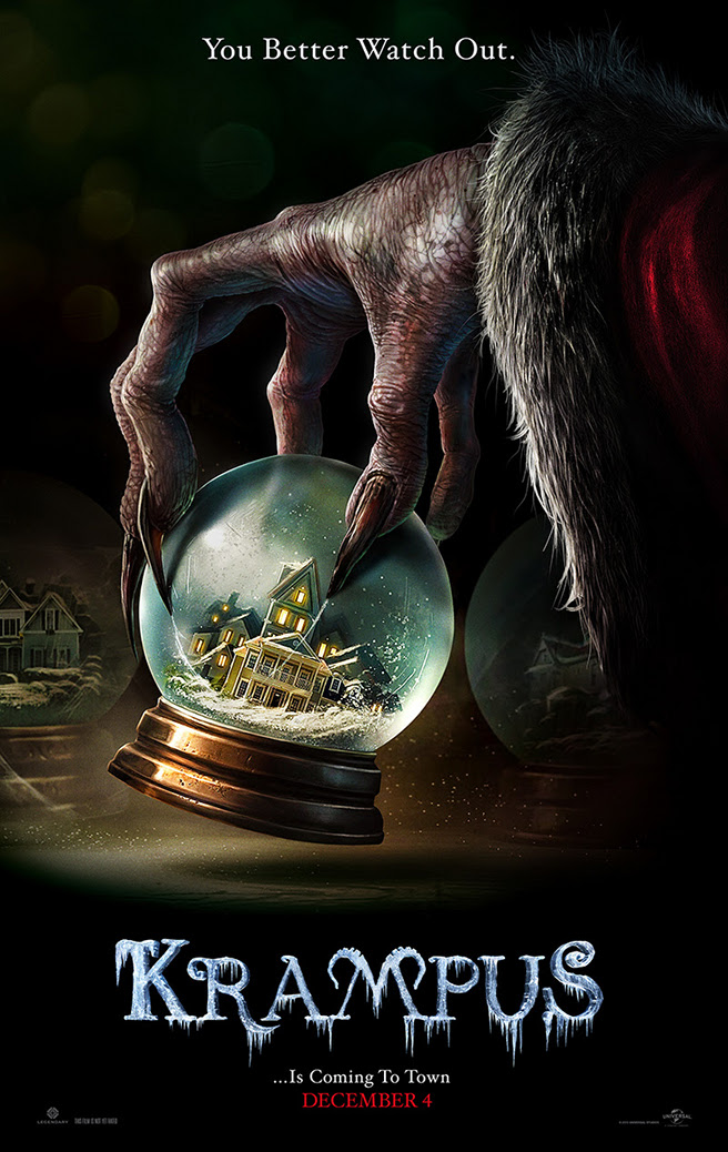 Universal And Legendary Fill Our Stockings With The Trailer For 'Krampus'