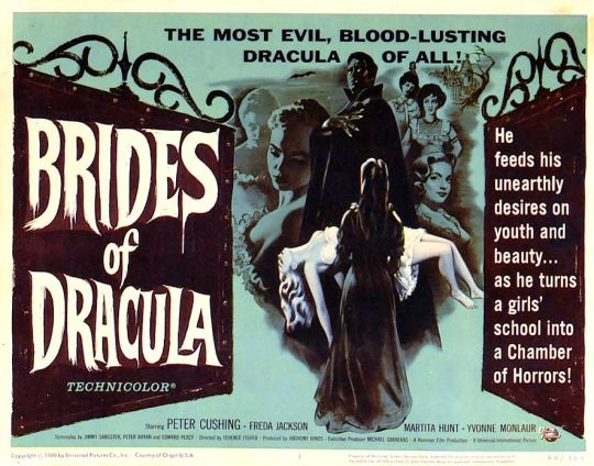 NBC Announces Engagement To The 'Brides of Dracula'