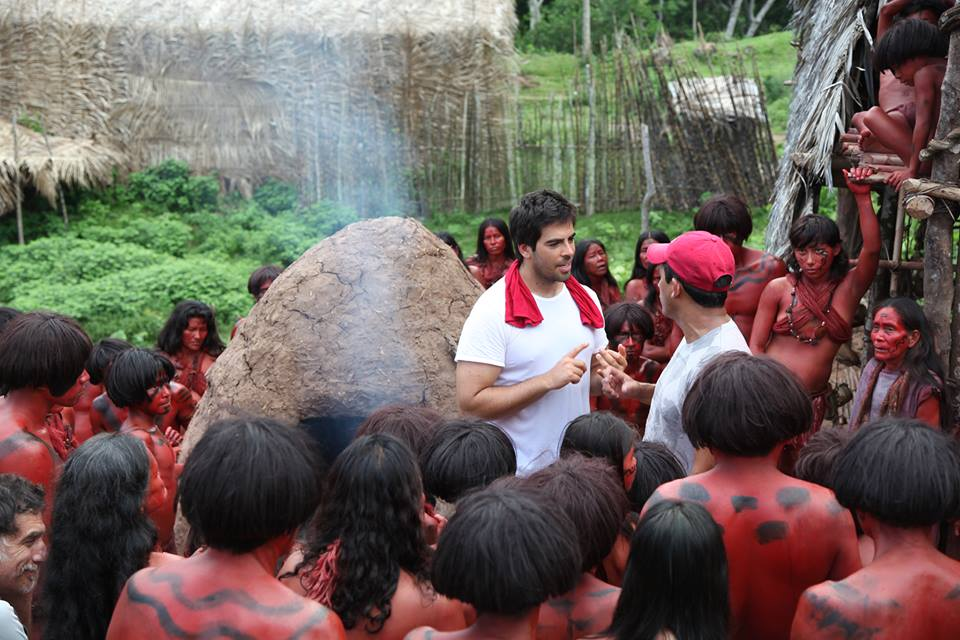 What's Eating Eli Roth?: Wrapping Up Conversation on THE GREEN INFERNO [Part Three]