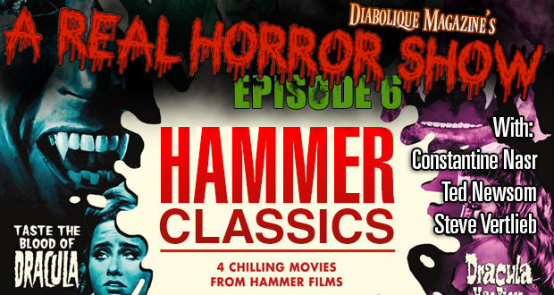 Episode 6: Hammer Horror Classics from Warner Bros