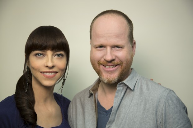 Juliet and Joss Whedon