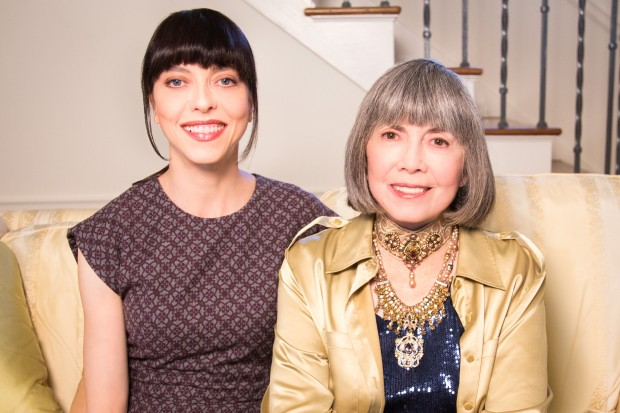 Juliet and Anne Rice