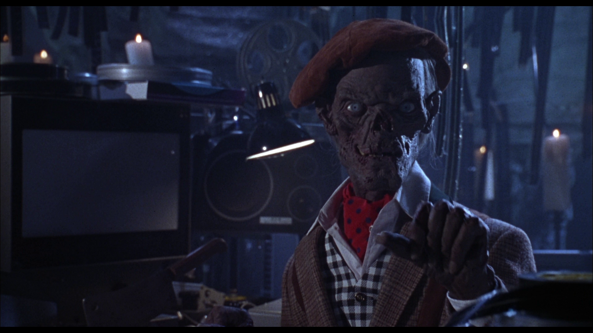 Scream Factory Takes a Trip to the Crypt with Two New Blu-rays