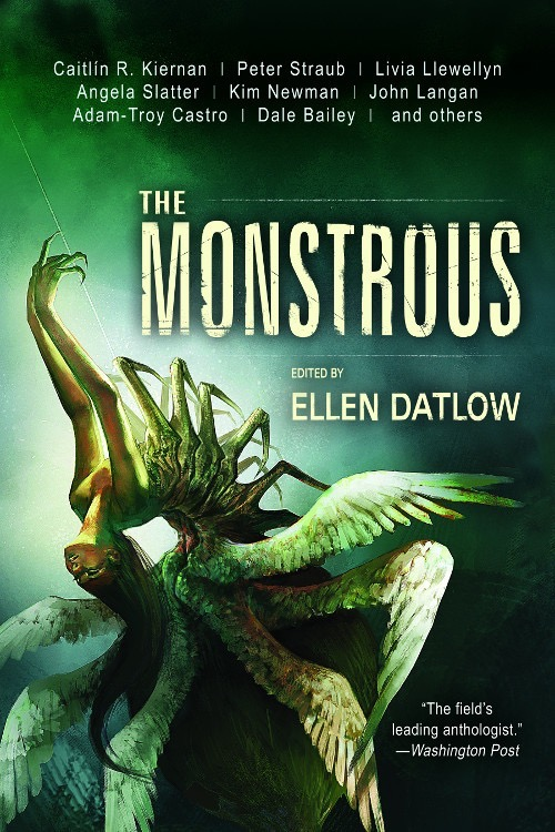 The Monstrous (Book review)