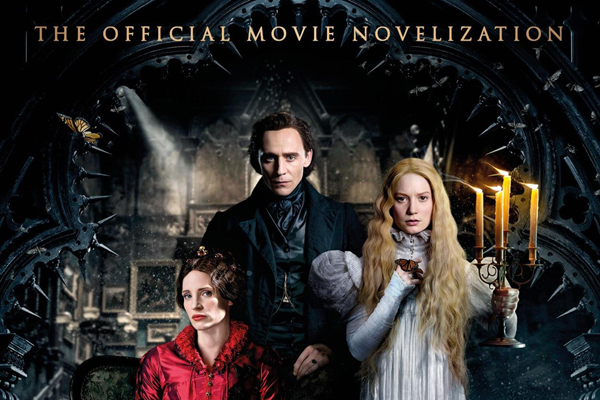 Crimson Peak: The Official Movie Novelization (Book review)