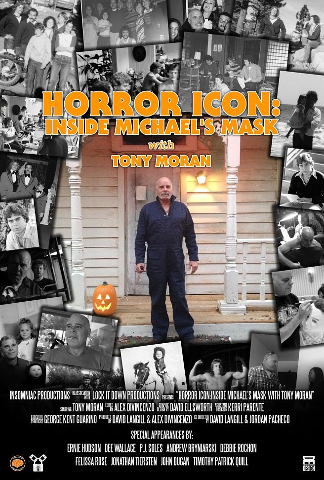 Teaser Debuts For 'Horror Icon:  Inside Michael's Mask with Tony Moran'