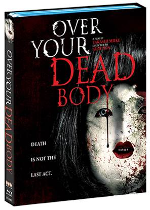 Scream Factory Rolls Out A Trailer For Takashi Miike's 'Over Your Dead Body'