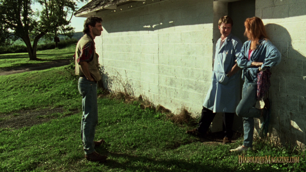 Larry Fessenden's No Telling (1991) [click to enlarge]