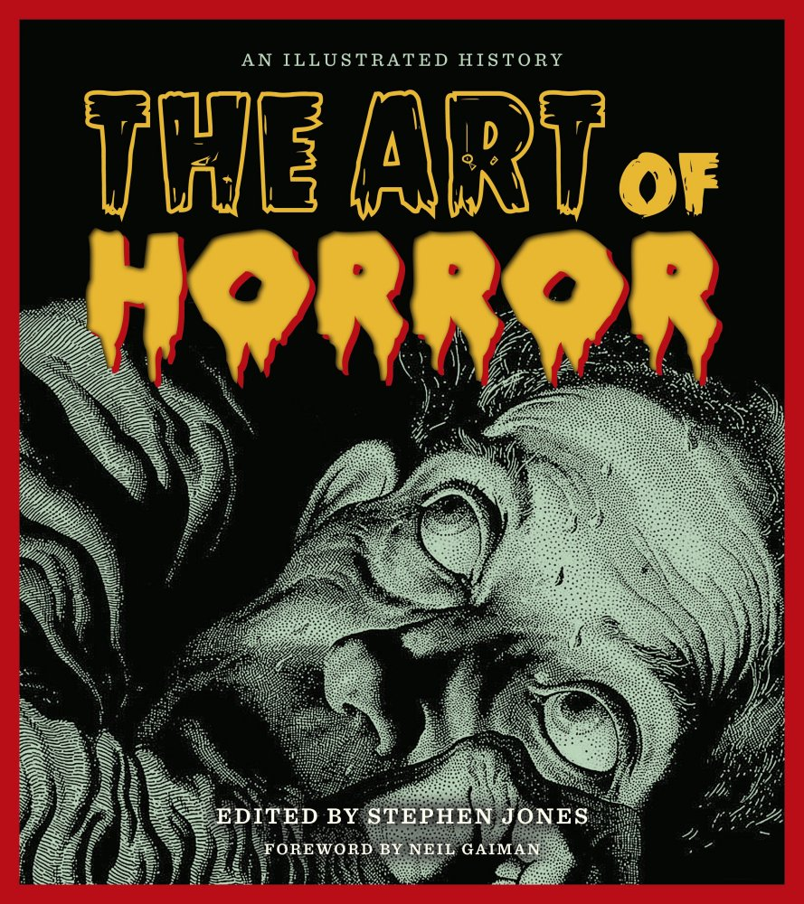 The Art of Horror: An Illustrated History (Book review)