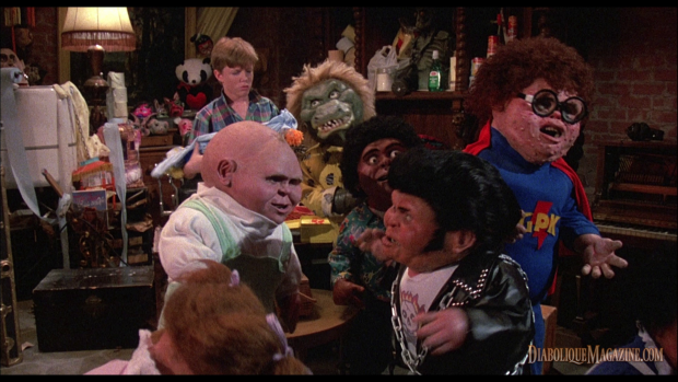 Rod Amateau's The Garbage Pail Kids Movie (1987) [click to enlarge]