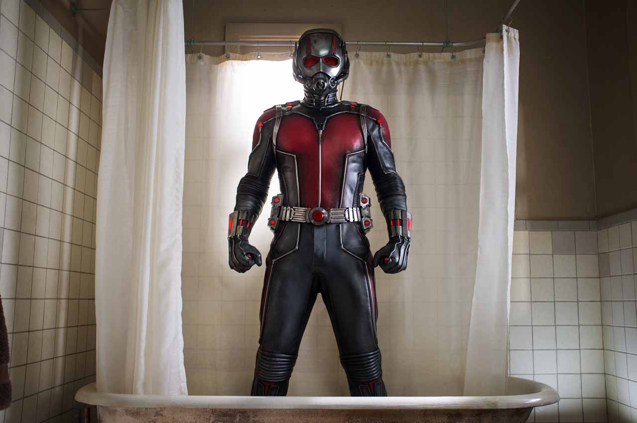 The Best Kill of the Year was in…ANT-MAN