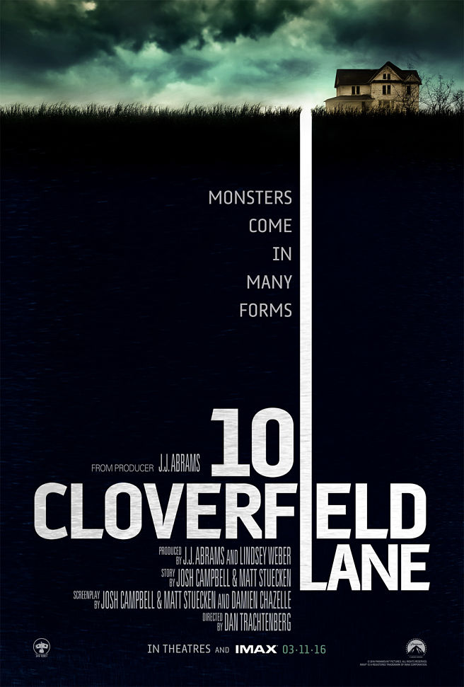 Turns Out That 'The Cellar' Is Actually The Sequel To 'Cloverfield'