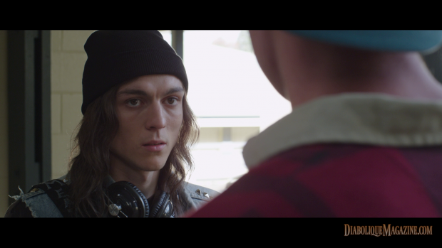 Brodie in Jason Lei Howden's Deathgasm (2015) [Click to enlarge]