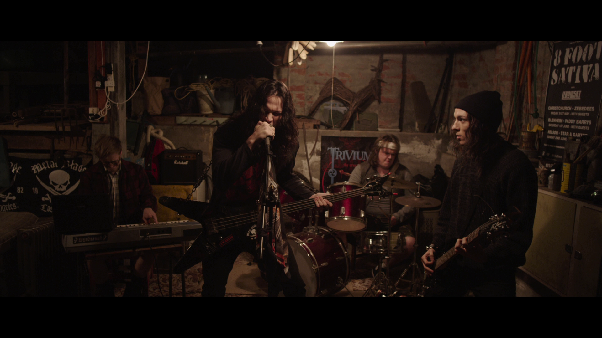 Deathgasm is New Zealand's Return to its Gory Horror Comedy Roots