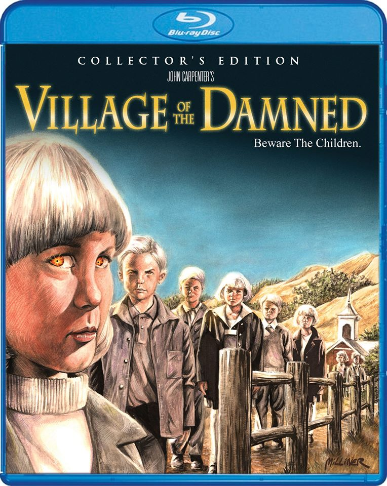 Scream Factory Gives Us The Final Word On Their Blu-ray Release of 'Village Of The Damned'