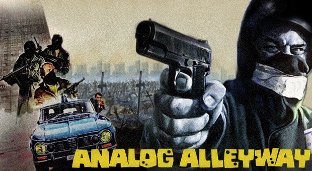 Analog Alleyway #9: Mondo and Death Waltz Take a Trip to Italy