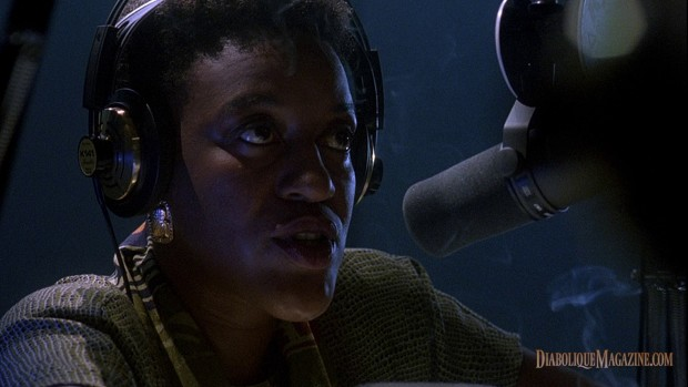 CCH Pounder in Mick Garris's Psycho IV (1988) [click to enlarge]