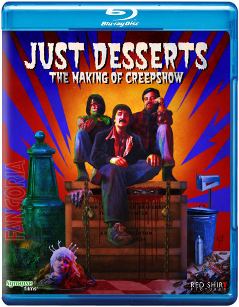 Creepshow Fans Will Get Their 'Just Desserts'