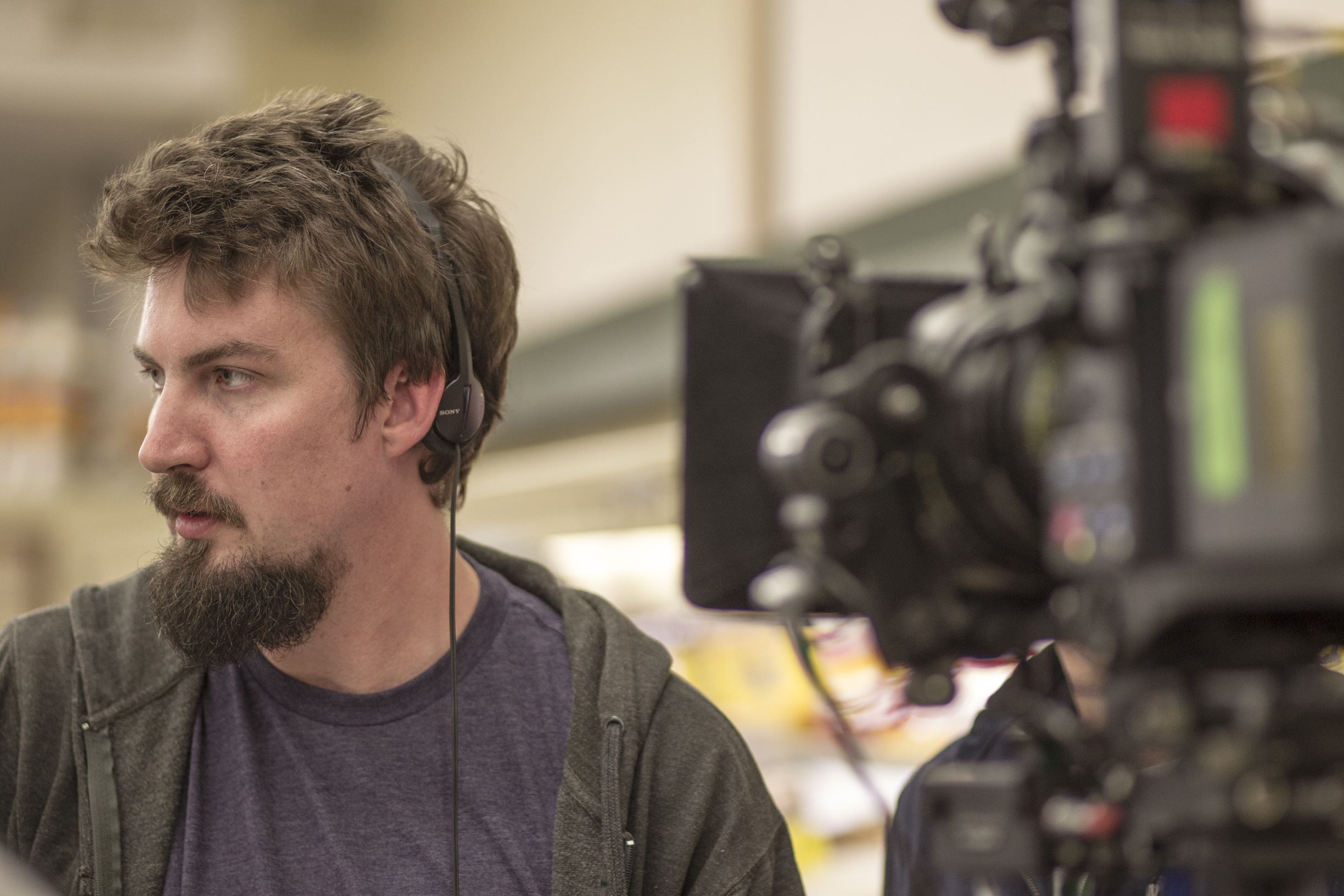 "Robert Kirkman and Adam Wingard Premiere ""Outcast"" at SXSW"