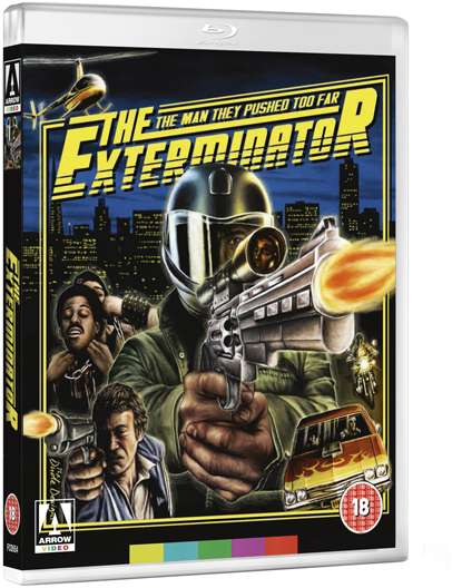 In Case You Missed This One: The Exterminator (UK Blu-Ray review)