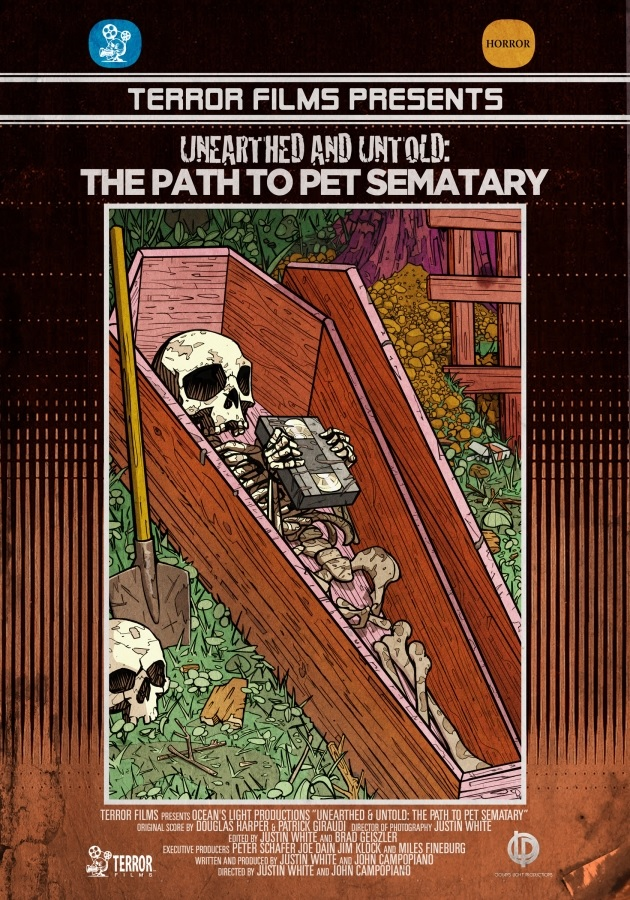 Pet Sematary Documentary 'Unearthed and Untold' Gets A Trailer And Release Date – Kind Of
