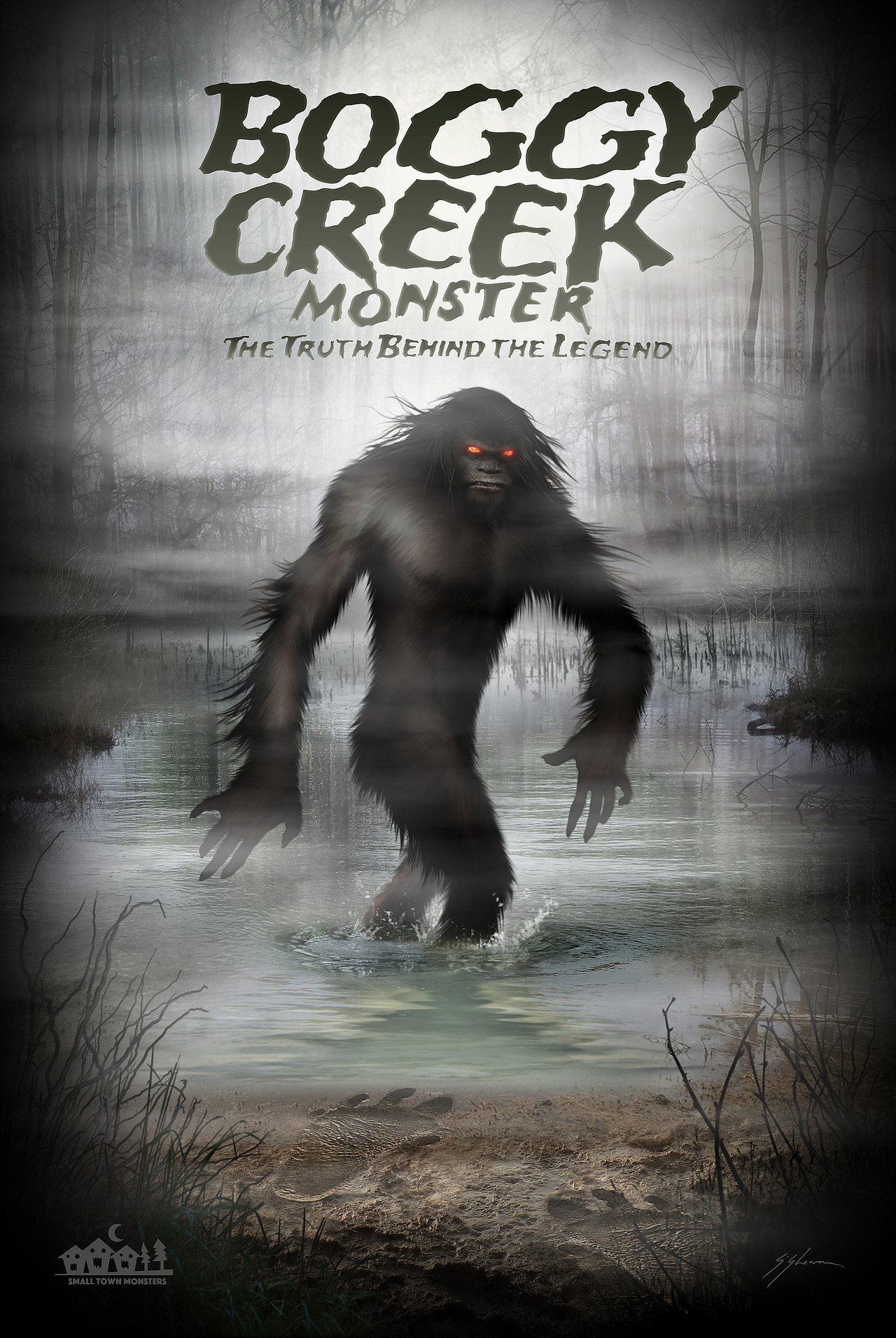 New Trailer Teases The Boggy Creek Monster