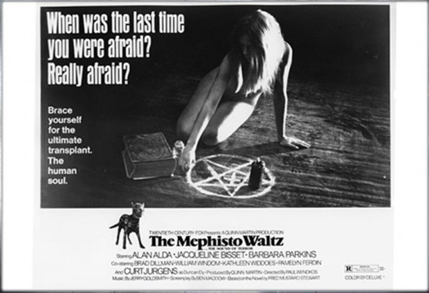 The Mephisto Waltz poster
