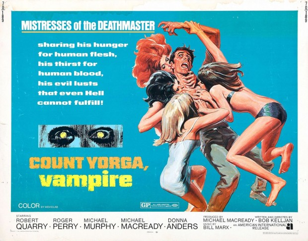 count yorga poster