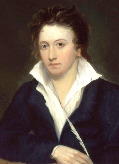 a biography of percy bysshe shelley an english romantic poet Percy bysshe shelley, a controversial english writer of great  claire had begun dating the romantic poet lord byron and  percy bysshe shelley biography.