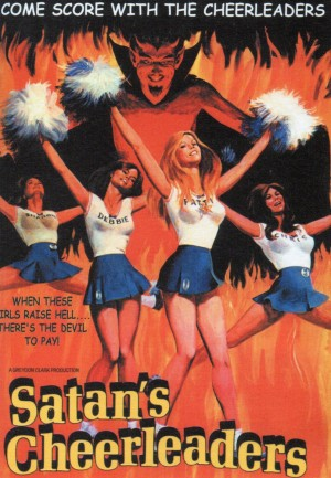 satans cheerleaders