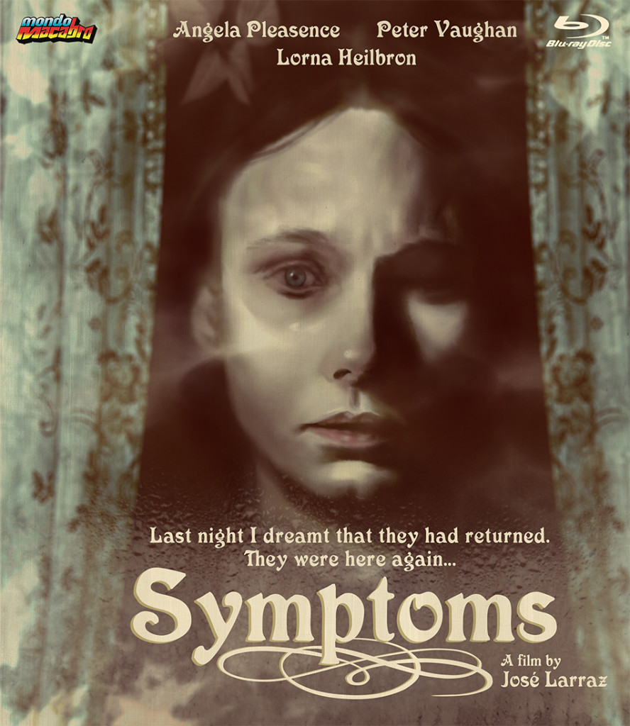 Mondo Macabro Limited Edition Symptoms Blu-ray Giveaway