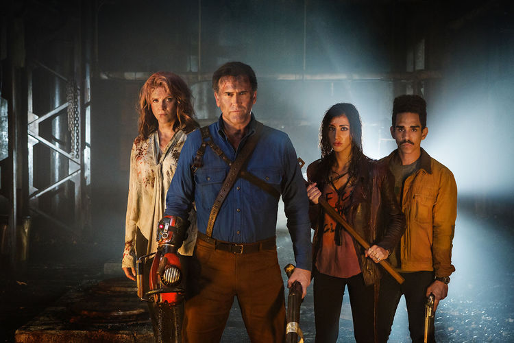 Our First Tease For Ash Vs. Evil Dead Season Two