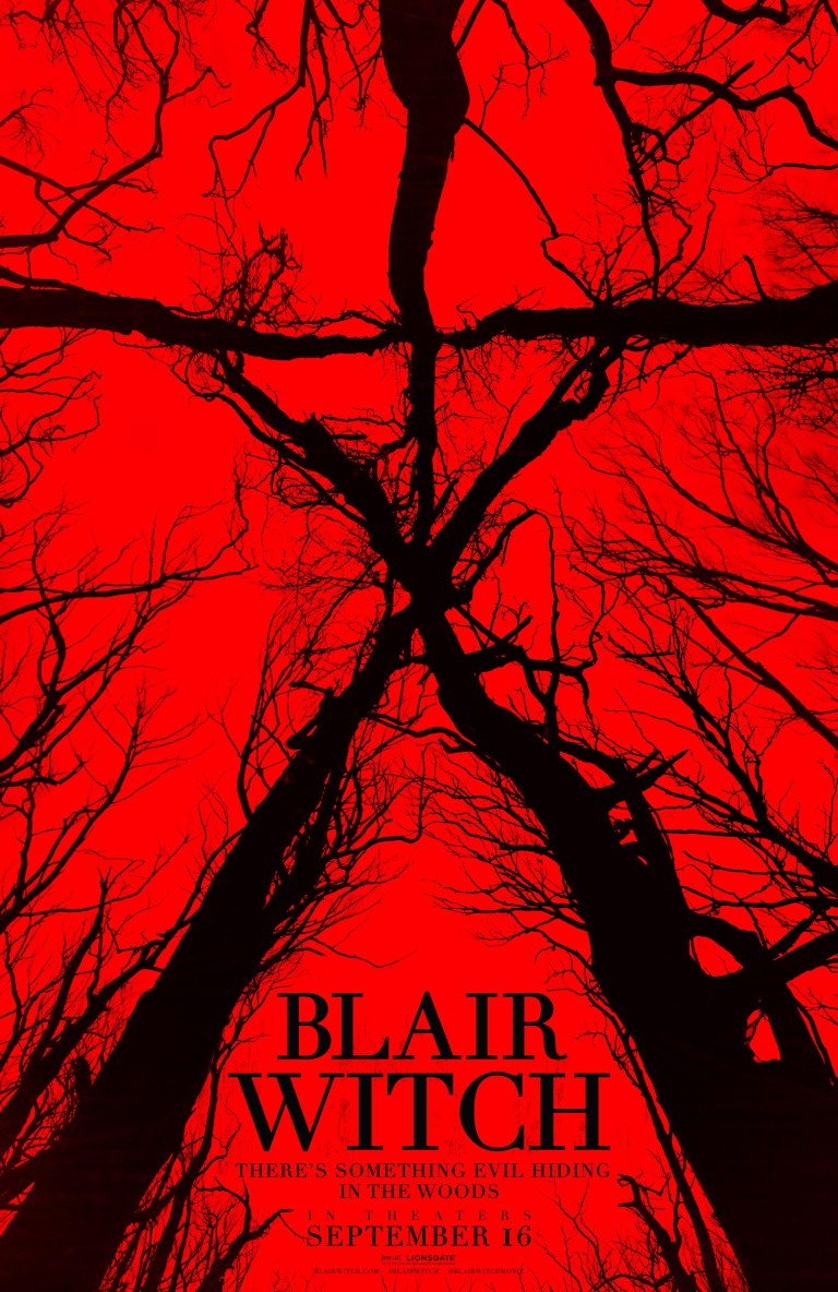 'The Woods' Becomes More Scary As It Morphs Into 'Blair Witch'