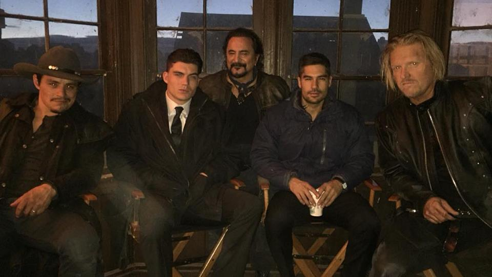 Find Out What Happens When Sex Machine Meets Sex Machine In The Latest Preview Of From Dusk Till Dawn – The Series