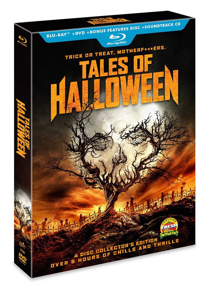 Tales Of Halloween Gets The Royal Treatment For Its Blu-ray Debut