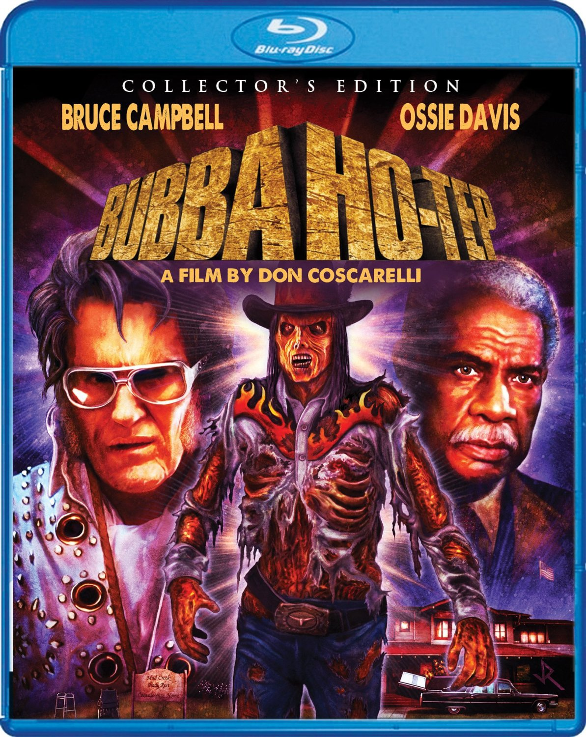 Bubba Ho-Tep Blu-ray Details Arrive From Scream Factory