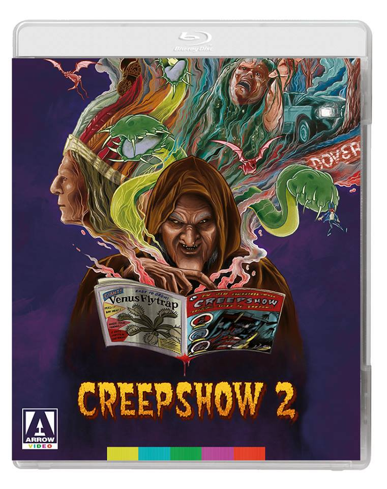 Arrow Video Gives Creepshow 2 The Blu-ray Release It Has Long Deserved