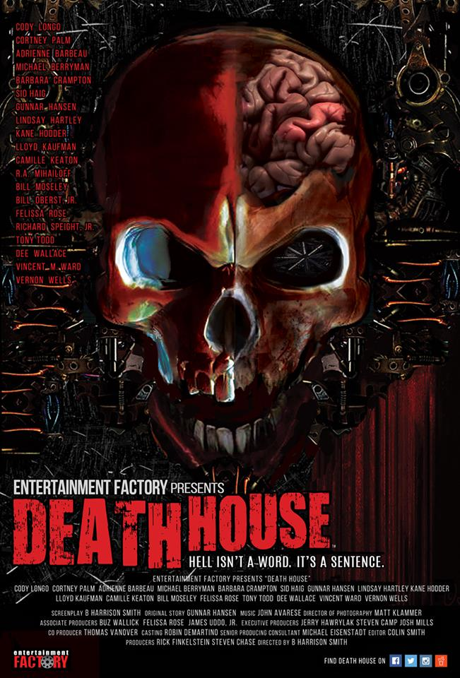 Red Band Trailer For 'Death House' Highlights The Horror Icons
