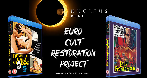 Nucleus Films to restore cult classics through Indiegogo crowdfunding campaign!
