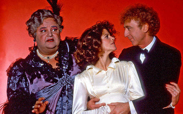 A Gene Wilder Double Feature: The Adventure of Sherlock Holmes' Smarter Brother and Haunted Honeymoon