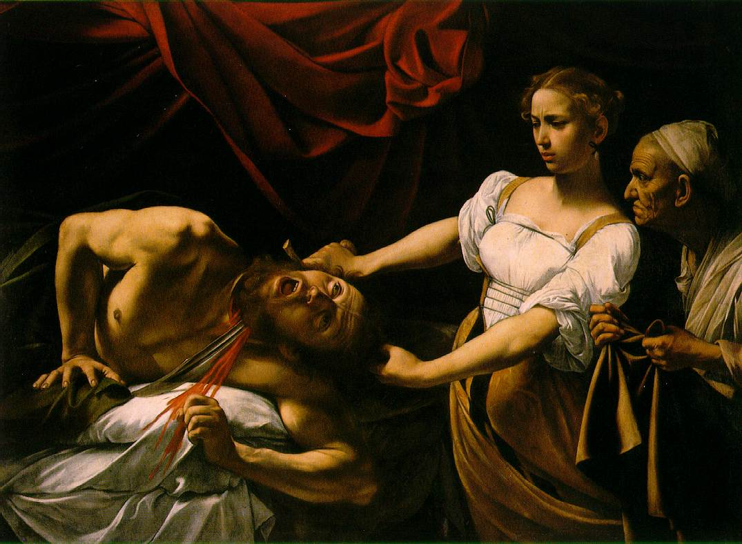 From Caravaggio to Gentileschi: The Ecstasy of Death in Italian Renaissance Art